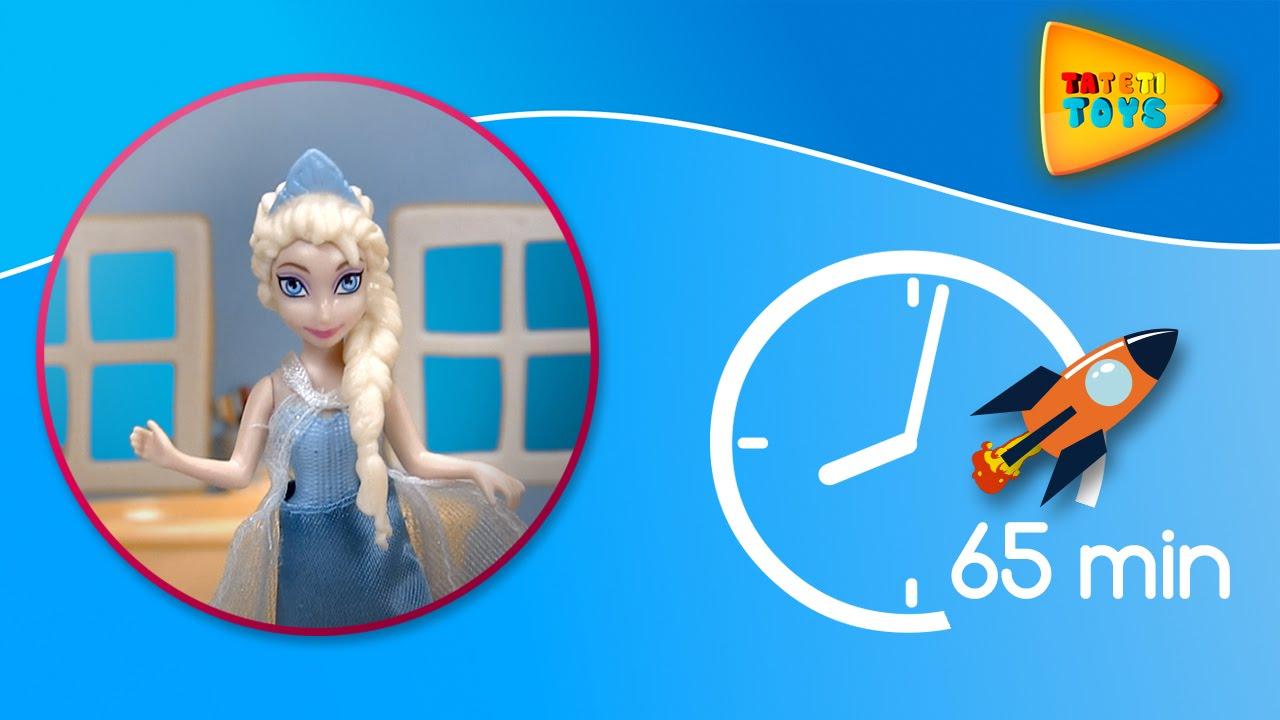 Pocoyo, Frozen y Peppa Pig juntos | 1 Hora | Episodios completos