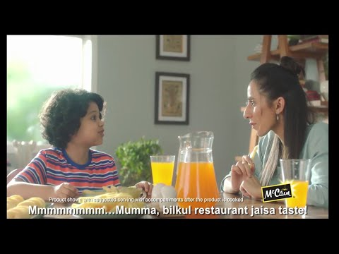 McCain's ad with Karisma Kapoor