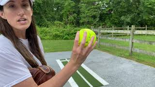 Softball Pitching: How To Throw A Curve