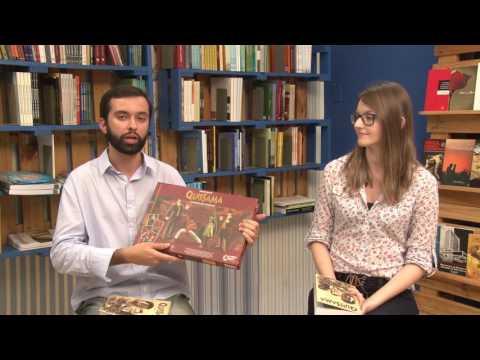 Quissama - O Império dos Capoeiras, de Maicon Tenfen (livro e jogo)