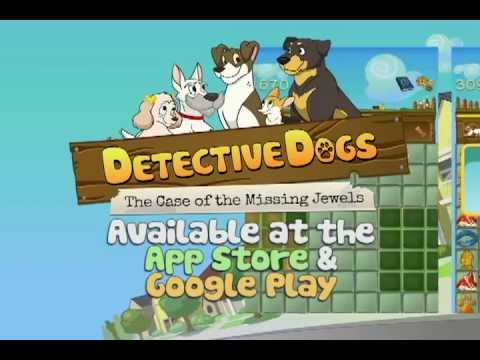 Video of Detective Dogs Free