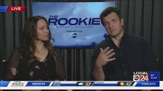 The Rookie Sat Interview Actors