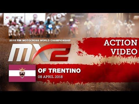 Thomas Kjer Olsen vs Henry Jacobi Battle   MXGP of Trentino 2018 #motocross