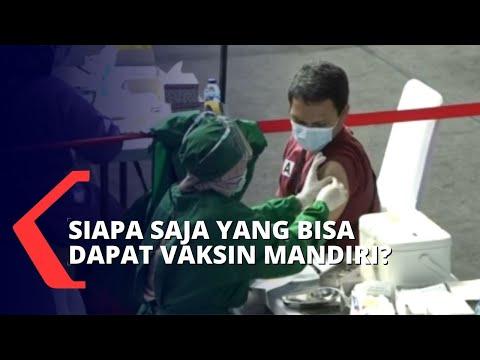 Sesuai Permenkes, Vaksin Gotong Royong Akan Secara Utuh Dilakukan Oleh Pihak Swasta