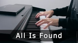 Frozen 2 - All Is Found (Evan Rachel Wood) | Piano Cover by Riyandi Kusuma