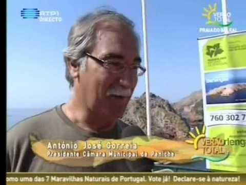 INTERVENÇÃO DO SR. PRESIDENTE DA CMP NA ILHA DAS BERLENGAS