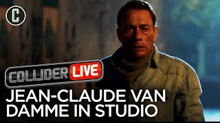 Jean-Claude Van Damme in Studio! - Collider Live #66
