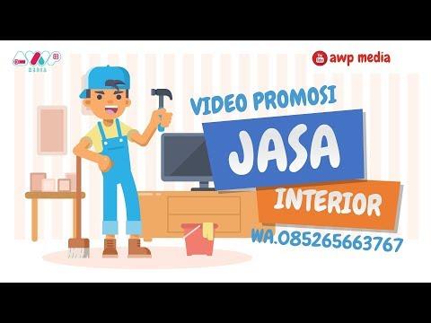 Video Promosi Jasa Interior