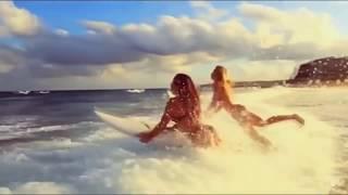 Серфинг! На гребне волны!