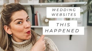 I Signed Up To JOY Wedding Website And Found THIS!