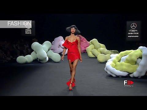 ANA LOCKING MBFW Spring Summer 2020 Madrid - Fashion Channel