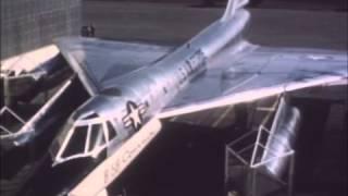 B-58 Hustler First Flight, 1956