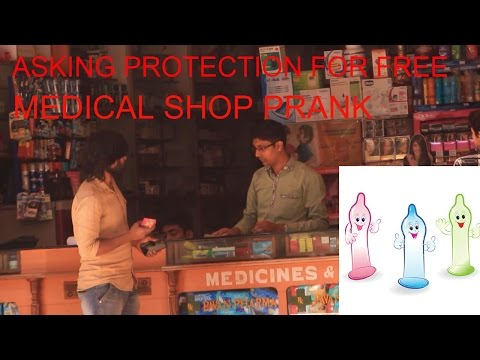 Asking protection for free in various weird flavours