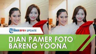 Pamer Foto Bareng Yoona SNSD, Dian Sastro Buat Netizen Pusing: Sama-sama The Best dan Cantik