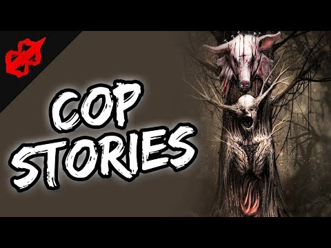 Scary Stories | I'm a cop and I keep getting called to the same house | Reddit NoSleep