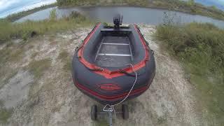 Самодельные тележки для пвх лодок