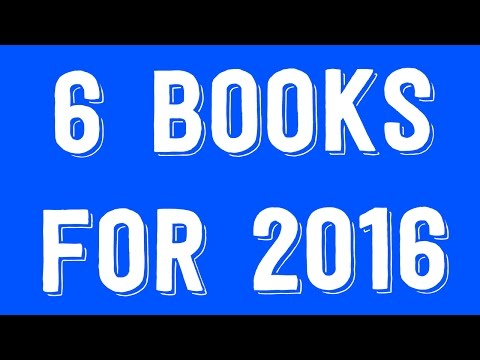 6 Philosophy Books to Read in 2016
