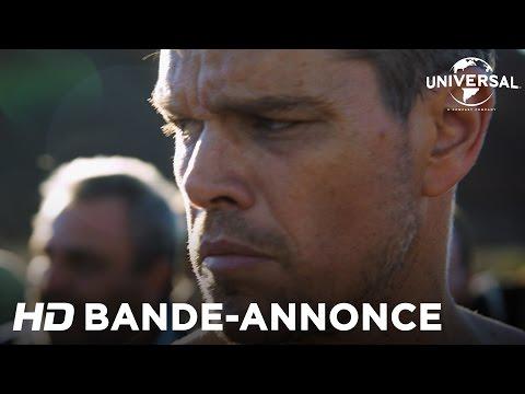 Jason Bourne / Bande-annonce Officielle VF [Au cinéma le 10 Août]