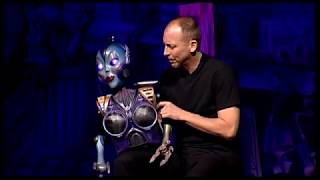 A.N.G.E.L.The Robot Wants A Vagina | Strassman Live Vol. 3 | David Strassman