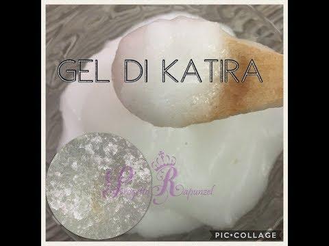 Preparazione Gel Katira – Tutorial