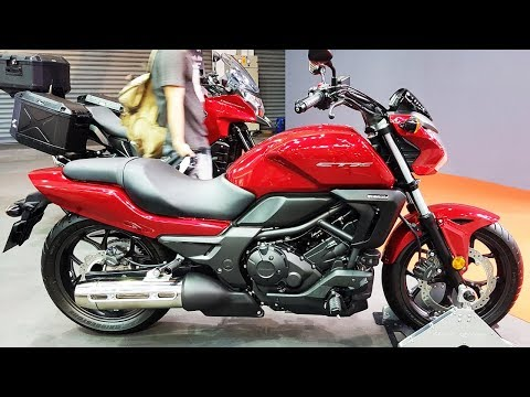 Honda CTX 700N MT