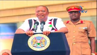 I'll okay execution of vandals — Uhuru - VIDEO