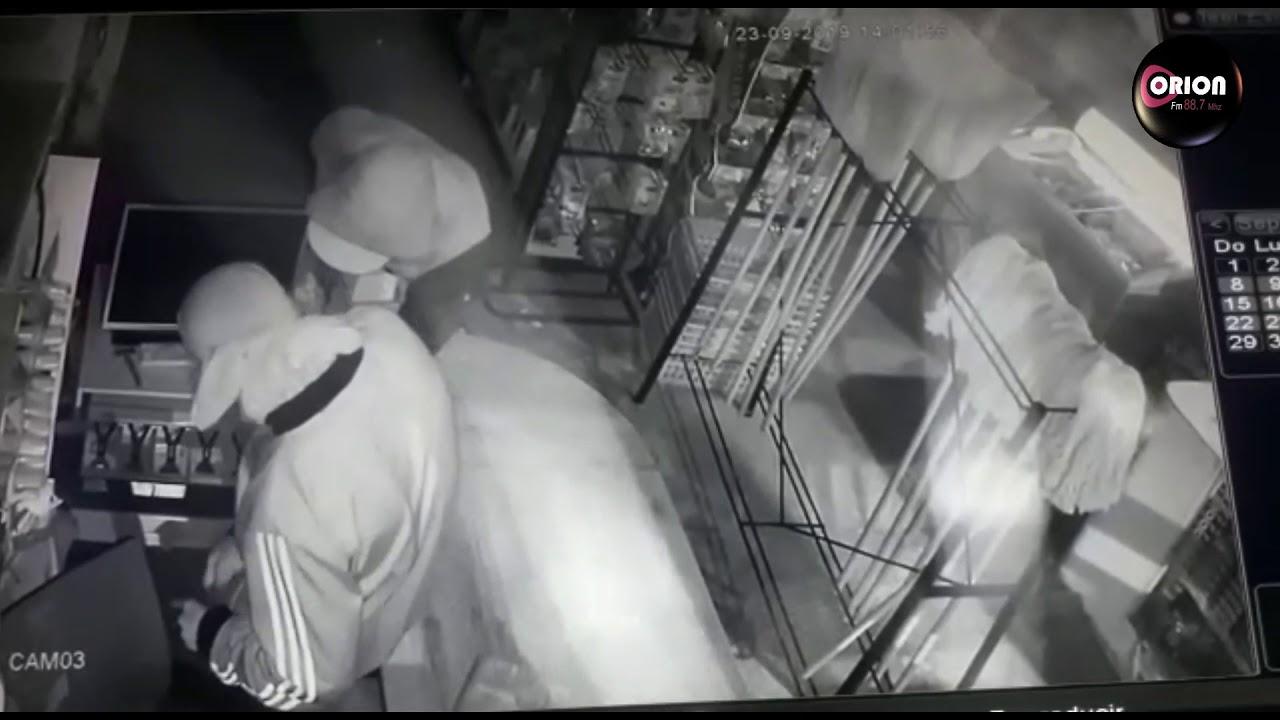 Chepes: Otro comercio se suma a la ola de robos de este fin de semana.