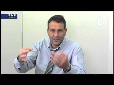 Passioni & Politica - il presidente di Uncem Toscana intervistato da Elisabetta Matini.