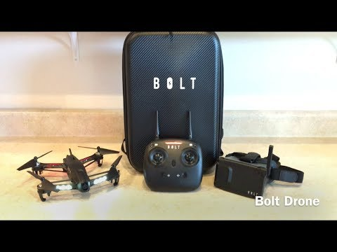 The Bolt Drone Review
