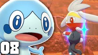 Raboot  - (Pokémon) - 💧 SOBBLE ONLY 💧 VS RABOOT!   Pokemon Sword and Shield - Part 8