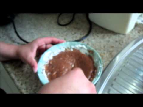 How to bake:  Microwaved Budget Chocolate Cake!