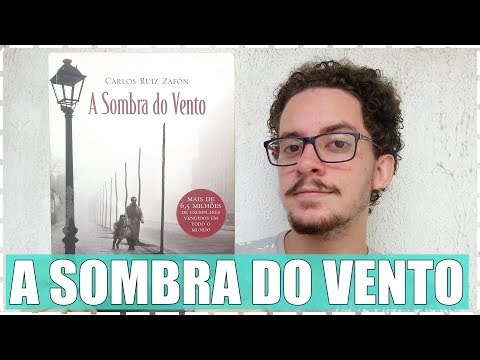 A sombra do Vento - Carlos Ruiz Zafón ? Junior Costa