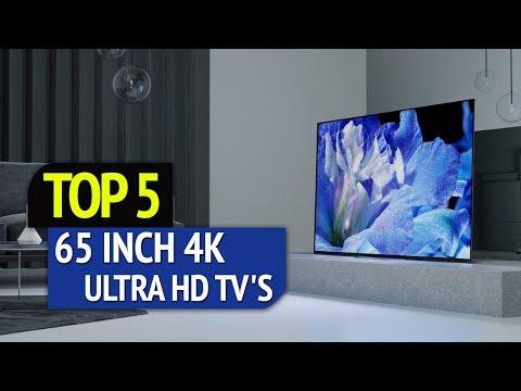 TOP 5: Best 65 Inch 4k Ultra HD TV's 2018