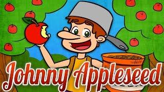 Johnny Appleseed | Folk Tale Time | A Cool School Folk Tale