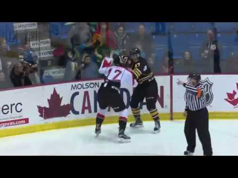 Gabriel Slight vs. Jacob Lapierre