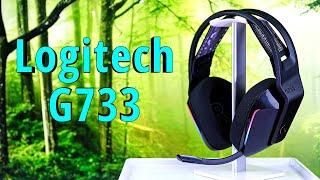 Logitech G733 | ja, wieso eigentlich nicht...