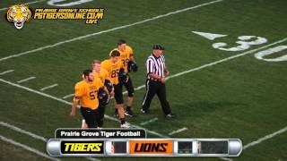 Prairie Grove (44) vs Gravette (19) 2015