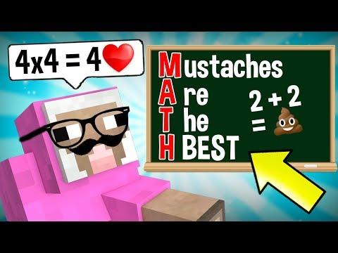 If Pink Sheep was a Math Teacher