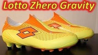 Lotto Zhero Gravity 100 Sun Yellow/Mandarin Orange - UNBOXING