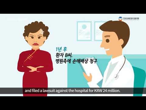 의료사고 예방 교육영상(외국인환자 유치기관편)