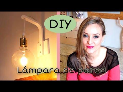 Haz tus propios apliques o lámparas de pared 🔨 I Craftabulous