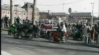 preview picture of video 'rassemblement motos saint quentin 02 le 21 mars 2009'