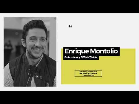 """Enrique Montolio en el """"Focus Pyme Enrédate: encuentro empresarial y de networking"""" 30/1[;;;][;;;]"""