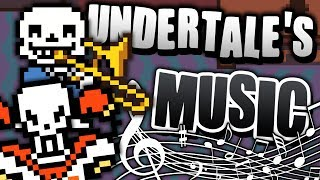 The Secrets Behind UNDERTALE's Music You Never Knew! Undertale Theory | UNDERLAB