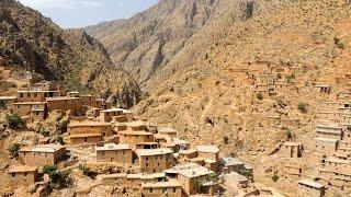 Palangán, turismo rural por el Kurdistán Irán