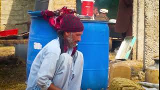 Mansehra KPK | Pakistani Peoples | HD Stock footage of Baker | Non copyrighted