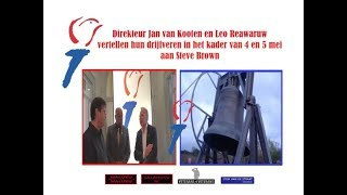 Steve Brown In Gesprek Met Leo Reawaruw  Maluku4Maluku  En Jan Van Kooten Nationaal Comité 4/5 Mei.