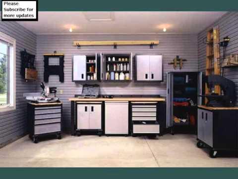 Garage Inside Pics Collection | Garage Cabinets Design