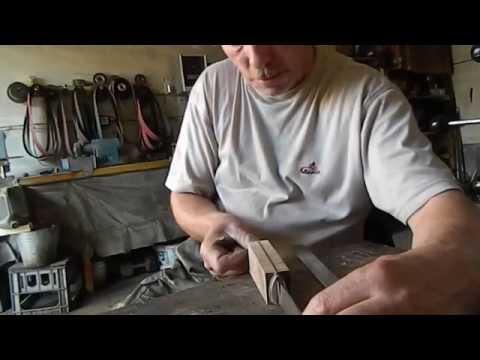 , title : 'Изготовление ножа, часть 6 - рукоять'