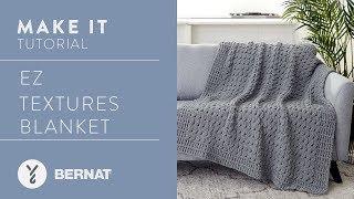 EZ Knitting: Textures Blanket